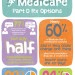 Infographic describing current beliefs about Medicare Part D
