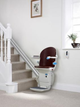 Chair Lift for Stairs  Caring for Aging Parents