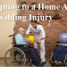 adapting to a home after a disabling injury
