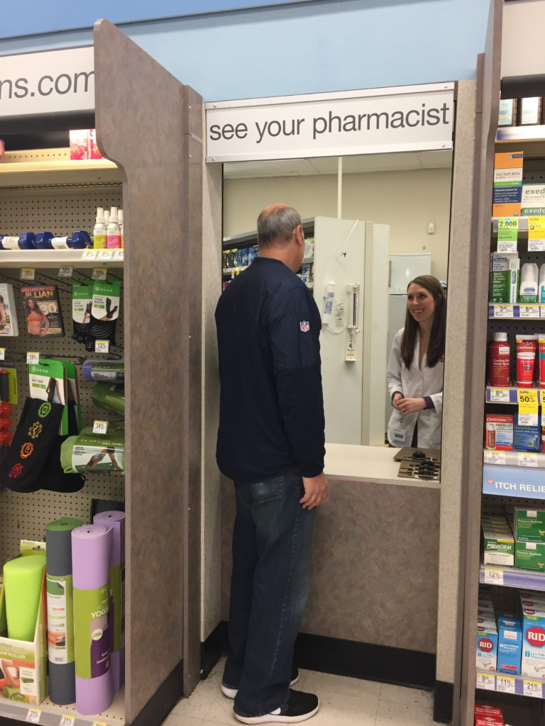 Intentional Caregiver - Walgreens phramacist image b use this